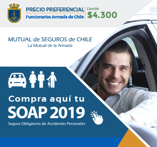 SOAP 2019: Mutual de Seguros de Chile